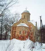 Церковь Петра и Павла на Славне Church of SS Peter and Paul on Slavna
